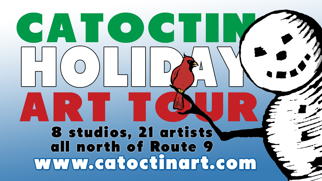The Catoctin Holiday Art Tour is held annually the second weekend in November