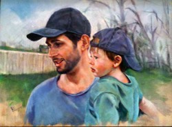 Chad and Brody by Marcia Klioze