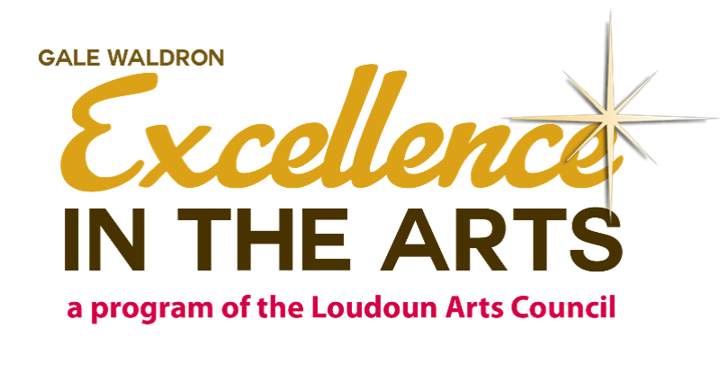 Gale Waldron Excellence in the Arts — a program of the Loudoun Arts Council