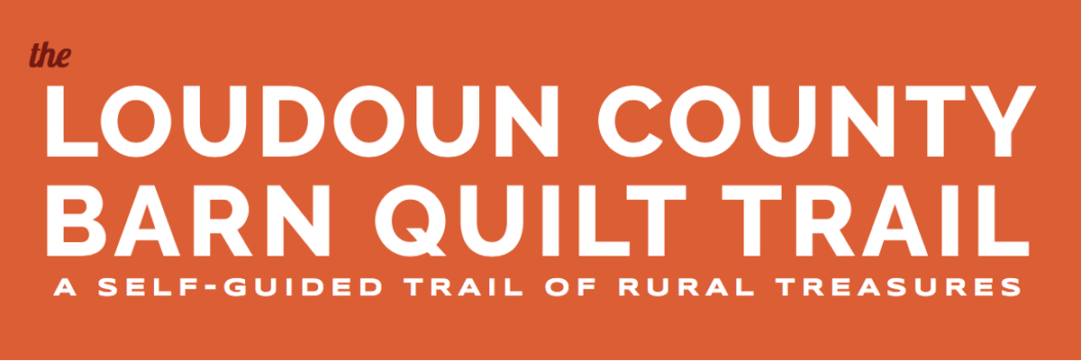 The Loudoun County Barn Quilt Trail will focus on the importance of agriculture in the county