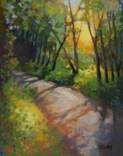 Loudoun Orchard Road by Libby Stevens