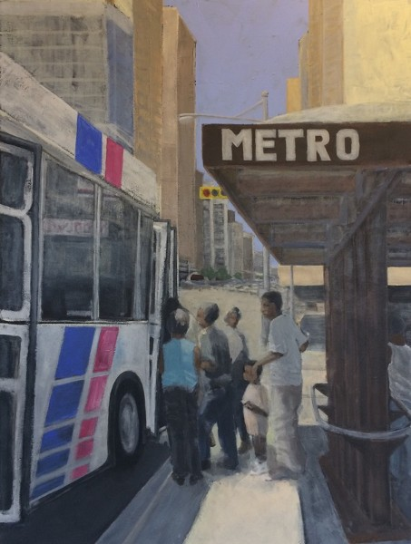 Metro, by Jim Sisley