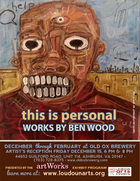 Ben Wood's bold work is deeply personal