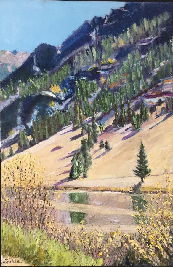 """High Country"" by Norma Lasher"