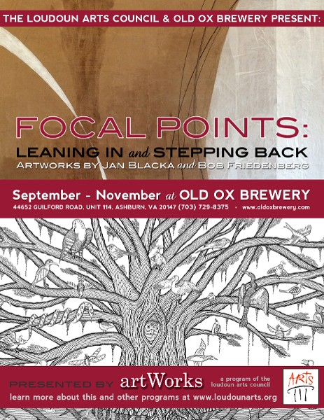 Focal Points: Leaning In and Stepping Back